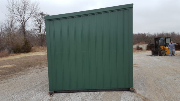 horse shed green 5