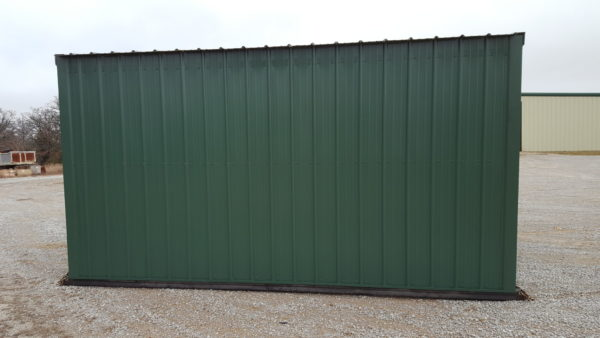 horse shed green 3