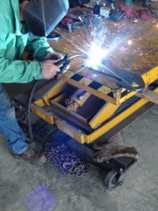 custom welding