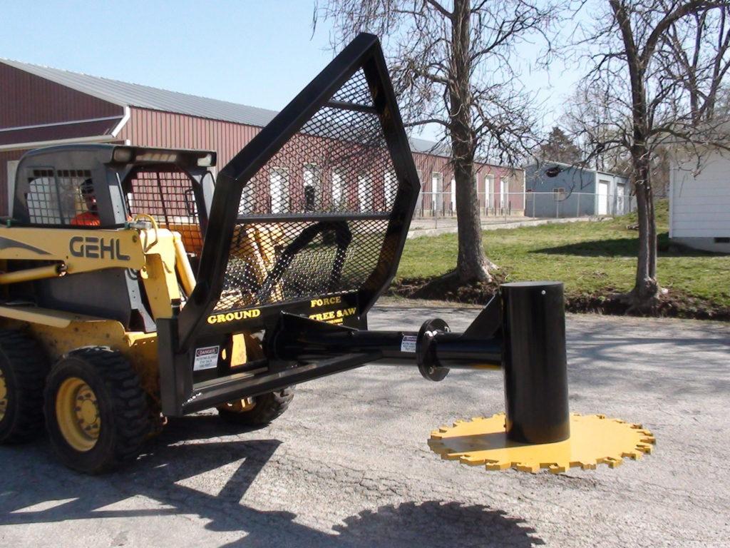 Hp970mr42 High Performance Manual Rotating Tree Saw