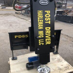Harleman Post Driver PD85